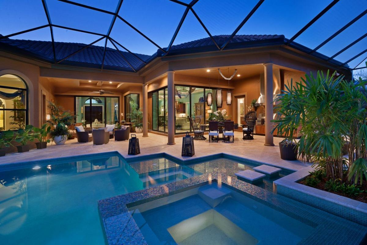 Picture gallery florida pool service for Pool renovations