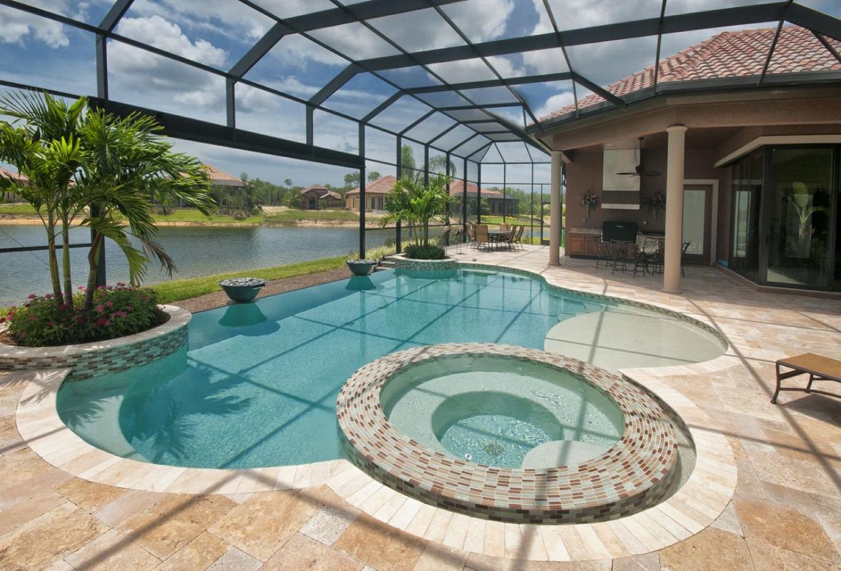 Residential Pools | Florida Pool Service